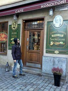 Breakfast was quite expensive but worth it!  [2012] #travel #Stockholm #Sweden #breakfast