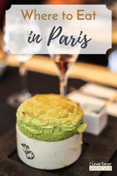 Where to eat in Paris? Read this post for delicious restaurant recommendations for Paris! #Paris #France #FoodieTravel #FoodInParis