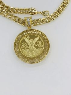 Gold Plated Centenario pendant with chain/bracelet for Sale in Glendale Heights, IL - OfferUp Glendale Heights, Coin Pendant, Plating, Jewelry Accessories, Gold Necklace, Pendants, Chain, Bracelets, Jewelry Findings