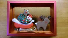 Cookies - Christmas - Rudolph