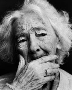 Forgotten Life, by © Alex Ten Napel who has photographed patients with Alzheimer's disease in a nursing home in Amsterdam, creating a collection of portraits portraying the face of Dementia