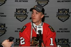Teuvo Teravainen drafted by the Chicago Blaackhawks