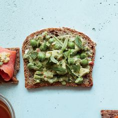 Spicy Avocado and Pea Tea Sandwiches   Food & Wine