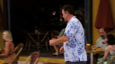 "Burn Notice 5x16 ""Depth Perception"" - Sam Axe (Bruce Campbell)"