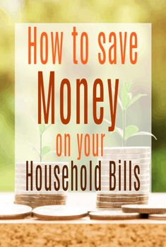 Saving money on your household bills - how to keep your budgt on tracka nd to spend less on hyour home expenses Budgeting tips for everyone Ways To Save Money, Money Tips, Money Saving Tips, Saving Ideas, Life On A Budget, Family Budget, Good Parenting, Parenting Hacks, Household Expenses