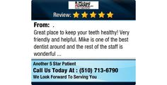 Great place to keep your teeth healthy! Very friendly and helpful. Mike is one...