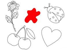 Special Education, Preschool Activities, Handwriting, Worksheets, Coloring Pages, Shapes, September, Colors, Note Cards