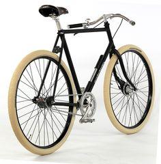 Vélo hollandais Amsterdamer Zepelin