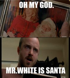 Oh Breaking Bad...