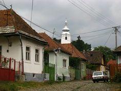 Cartier de case la nord de centru, Sfântu Gheroghe
