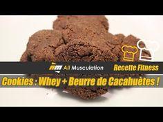 Découvrez notre recette de cookies à la whey protéine, une recette excellente pour la santé, le plaisir et les performances en musculation.