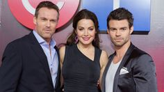 Just two weeks left till they are saving lives on #CTV's #SavingHope! #MichaelShanks #EricaDurance #DanielGillies