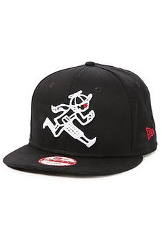 Play Cloths Hat Running Jack in Black Stylish Hats 29e695c1e006