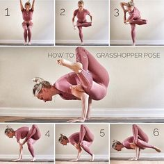 Grasshopper is a more challenging arm balance that brings hip flexibility into t. - **Sport**Fitness** - Grasshopper is a more challenging arm balance that brings hip flexibility into t. Yoga Fitness, Sport Fitness, Workout Fitness, Fitness Life, Yoga Inspiration, Fitness Inspiration, Como Praticar Yoga, Grasshopper Pose, Yoga Posen