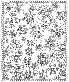 Vgel Im Winter Im Schnee Coloring Pinterest