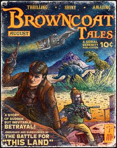 Firefly: Browncoat Tales - Created by Chet PhillipsAvailable for sale as a print at Guzu Art Gallery.