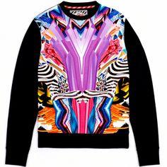 BASSO & BROOKE 'Orion' sweatshirt