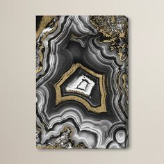 Found it at Wayfair - Oliver Gal AdoreGeo Graphic Art on Wrapped Canvas - Size: H x W x D Oliver Gal Art, Canvas Wall Art, Canvas Prints, Abstract Canvas, Abstract Paintings, Contemporary Wall Art, Resin Art, Decoration, Krystal