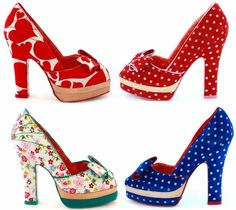 Irregular Choice - KimOhNo lovely but a little too chunky under toe for me