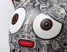 "Check out new work on my @Behance portfolio: ""Podmork Lonely KU"" http://on.be.net/1QNzzKS"