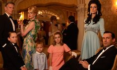 Mad Men: The Drapers and the Francises