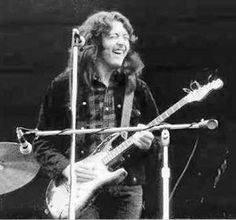 RORY GALLAGHER - this was mistakenly put here, so I thought I would leave it just for fun.