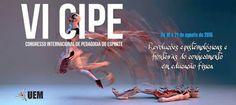 Blog do Sérgio Moura: VI CIPE – Congresso Internacional de Pedagogia do ...