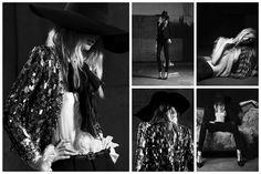 Campañas Publicitarias de Primavera-Verano 2013: Saint Laurent Paris by Hedi Slimane