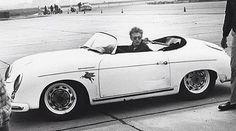 Porsche 356 • James Dean  #porsche #porscheclub #porschedesign #billionaire #magazine #fashion #classy #lux #jamesdean #gentleman #classic #vintage #retro #lifestyle