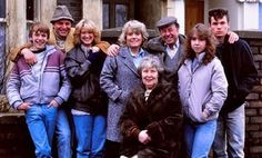 The Fowlers and Beales Amazing Gardens, Childhood Memories, Growing Up, 1980s, Fur Coat, Fiction, Winter Jackets, Costumes, Family Business