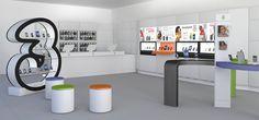 3 STORE - Store Design - H3G - www.sighinolfi.com