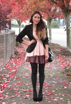 cold weather cocktail attire | Fall/Winter Fashion | Pinterest