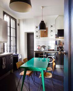 Kitchen design by Sarah Lavoine.
