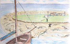 Book of dreams, island – by Gary Drostle