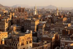 Sana'a, Yemen photo on Sunsurfer