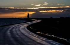 Plompe Toren Sunset     Havenlust.nl