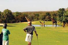 Hans Merensky Golf Course - South Africa