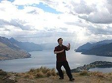 Dr Paul Lam, Tai chi.  Visit website:  taichiproductions.com