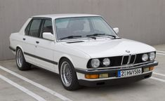 The Perfect E28: 1988 BMW 535i