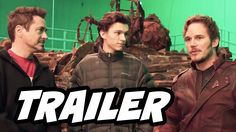 Avengers Infinity War Trailer - Spider Man Confirmed - YouTube