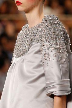 Chanel Haute Couture Fall/Winter 2015.