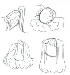Nice New Drawing Reference Hair Animation Ideas . -You can find Animation and more on our website.Nice New Drawing Reference Hair Animation Ideas . Drawing Reference Poses, Drawing Poses, Drawing Tips, Drawing Ideas, Sketch Ideas, Hair Reference, Animation Reference, Drawing Drawing, Anime Hair Drawing