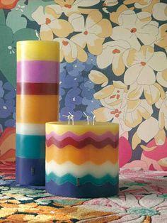 Gilt.com. Missoni Candles...