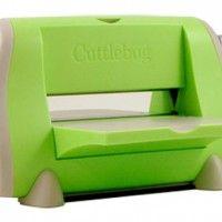 Cuttlebug and Big shot sandwich cheat sheet Info.