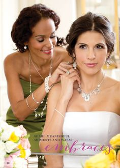 Take a peek at our new Bridal catalog, where you can find the latest looks for all members of your bridal party!