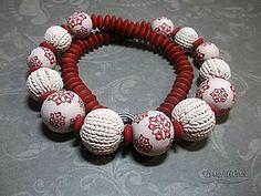 Pletení z jílu polymeru - tajná Kulička :)   Fair Masters - ruční práce, ruční práce