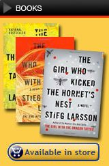 Millennium Trilogy - Girl With The Dragon Tattoo: The Girl Who Played With Fire: The Girl Who Kicked The Hornets Nest