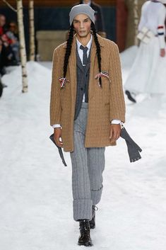 Thom Browne Fall 2018 Menswear Collection - Vogue