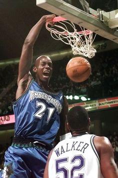 Basketball Pictures, Nba Basketball, Bad Men, Kevin Garnett, Minnesota Timberwolves, Nba Stars, Sports Images, Michael Jordan, Ticket