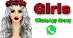 Girls Whatsapp Group Links: So Friends You Want Serch A Big Collection of Female Whatsapp Groups. Then You Come a Right Place Girls Group Names, Girl Group, Respect Girls, Girl Number For Friendship, Girls Phone Numbers, Free Girl, Whatsapp Group, Online Phone, New Friends